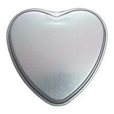forma de corazón Valentine Lata Pastel Cacerola Novedad Horneado MOLDE GELATINA