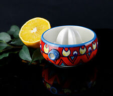 Saftpresse Zitronenpresse manuell orange Keramik - Gall & Zick Neue Kollektion