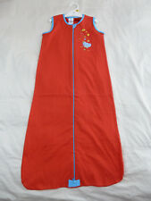 Snugtime 2 Red NWT Sleeping Bag Suit Cosi