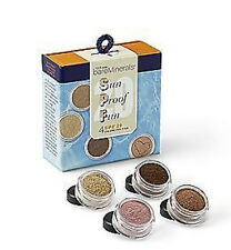 Bare Escentuals bareMinerals Sun Proof Fun Spf 20 Eye Kit-New