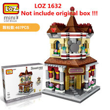 467 pcs LOZ MINI Blocks DIY Building Kids Toys Puzzle Cartoon Store 1632
