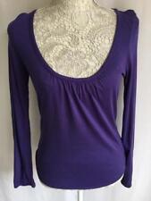 Just B Purple Womens T-shirt Womens Top Girls Top Size 10-12 (49)