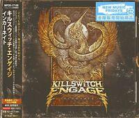 KILLSWITCH ENGAGE-INCARNATE-JAPAN CD BONUS TRACK F45