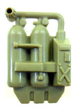 G.I. Joe/Cobra Accessory_1984 Tan Blowtorch Backpack/Weapon!!!