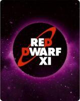 Rosso Dwarf Serie 11 (Serie Xi ) Steelbook Blu-Ray Nuovo (2EBD0389)