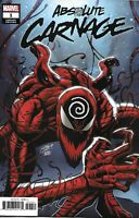 Absolute Carnage Comic Issue 1 Limited Variant Modern Age First Print 2019  .