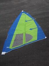 Surfsegel mit Vario TOP  6,5 m²  NO NAME - dickes Dacronsegel DEKO  [325]