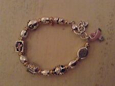 Brighton Cancer Survivor (Mother, Sister, Friend) Charm Bracelet