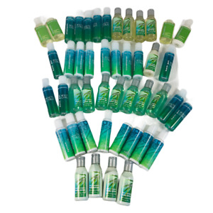 Bath & Body Works Rainkissed White Citrus Shampoo Conditioner Lotion Set 45