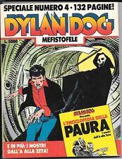 fumetto DYLAN DOG BONELLI SPECIALE numero 4 con ALBETTO