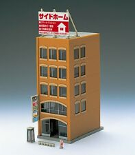 Tomix  N Scale 4244 Diorama Business Building C Light Brown