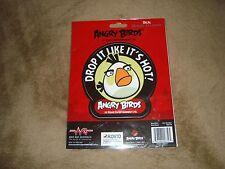 Angry Birds White Bird Vinyl Decal Sticker by Rovio Entertainment