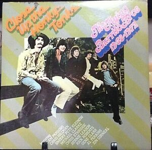 THE FLYING BURRITO BROTHERS Close Up The Honky-Tonks Double Album Released 1974