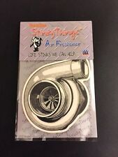 TURBO TURBOCHARGER CAR AIR FRESHENER * VANILLA SCENT * jdm sticker boost shirt