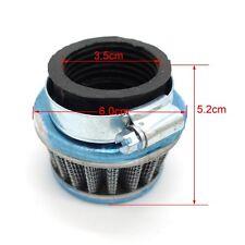 35mm Air Filter POD Cleaner For BIKE DIRT ATV QUAD PIT Motorcycle Honda Suzuki