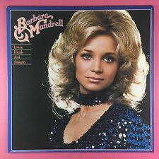 Barbara Mandrell - Lovers Friends And Strangers - ABC Records ABCL-5228 Ex+