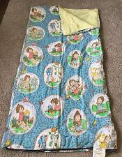 Vintage Holly Hobbie Kids Sleeping Bag
