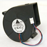 For Delta BFB1012HH Blower Fan 97mm x 33mm 12V DC 3 Pin Connector
