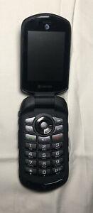 Kyocera Dura XE E4710 AT&T Locked 4G GSM 5GB Rugged Flip Phone