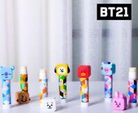 BTS BT21 OFFICIAL FIGURE LIP BALM kpop