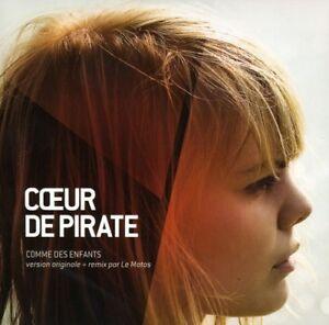 Coeur de Pirate - Comme Des Enfants (FRN) [New CD Single] Canada - Import