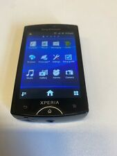 Sony Ericsson Xperia mini ST15i Cellphone Unlocked 3G WIFI GPS Android -Black