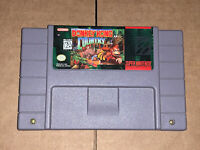 Donkey Kong Country (Super Nintendo Entertainment System, 1994) SNES Authentic