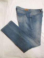(*-*) LEVI'S * Womens Stretch DEMI CURVE STRAIGHT Blue Jeans / Denim * Size 34