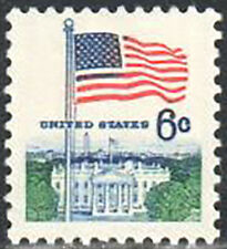 SC#1338D - 6c Flag and White House MNH