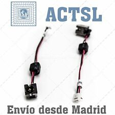 Conector DC Power Jack para TOSHIBA satellite NB505 (with cable)