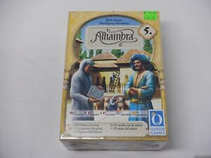 Alhambra Power of Sultan Expansion Queen Games Board Game  EZ906