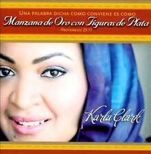 Clark, Karla : Manzana De Oro Con Figuras De Plata CD