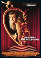 Twin Peaks Fire Walk With Me Repro Film POSTER