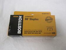 Bostitch B8 Staples STCRP21151/4, 10 Packs