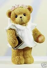Cherished Teddy Gift First Communion Girl Figurine 9794