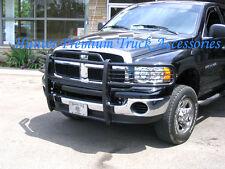 2002-05 Dodge Ram 1500 Grill Brush grille Grill Guard in Black Bumper