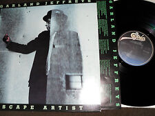 Garland Jeffrey-Escape Artist, vinile, Olanda'81, VG +