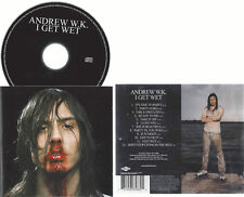 ANDREW W.K. I GET WET CD