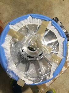 Triumph America 09-14 Front Wheel Rim New T2001054 Genuine