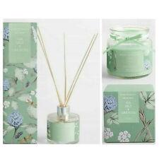 Sea Salt & Oak Moss - Choose Reed Diffuser and/or Candle - BNIB
