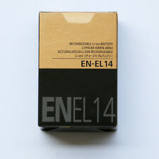 NEW BATTERY EN-EL14 FOR Nikon D5300 D5200 D5100 D3300 D3200 EL14 MH-24