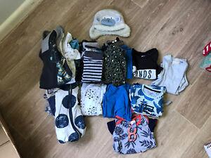 Baby Boy Bulk Cloths - Size 00 - Winter And Summer