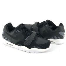 Nike Air Trainer SC II Low Black Mens Trainers 705428-005 Sneakers Shoes Size 13