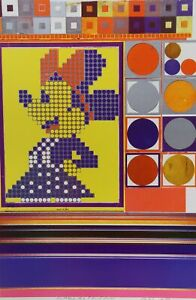 Eduardo Paolozzi, Inside Down Under... What are the Building Blocks of Structura