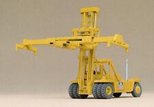 ESCALA H0 Kit Construcción Contenedor Grúa Vehículo KALMAR 3109 NEU