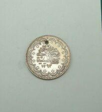 Ottoman Turkey - Abdul Hamid II. Silver (.830) 5  Kurush . AH 1293/4  1879