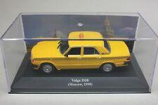 1/43 IXO Altaya VOLGA 3110 (Moscow, 1998) TAXI CAB