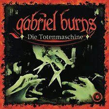 GABRIEL BURNS - 06/DIE TOTENMASCHINE (REMASTERED EDITION)  CD NEU
