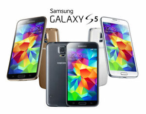 Samsung Galaxy S5 16GB (US Cellular | GSM Unlocked | AT&T | T-Mobile | Cricket)