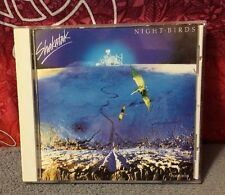 OOP, Rare: SHAKATAK NIGHT BIRDS CD (Japan, 1982 Polydor)